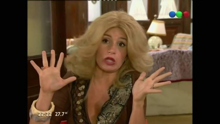 Se devela un misterio: ¿por qué Moni Argento era de Tostado?