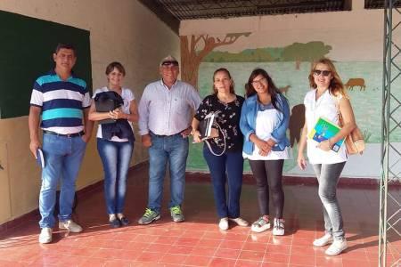 """Obras para el C.E.R. 421 """"La Maruca"""""""