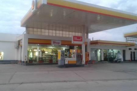 Asaltan estación de servicio Shell