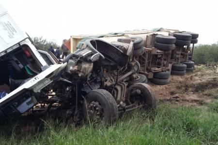 Tragedia en la en la Ruta 92