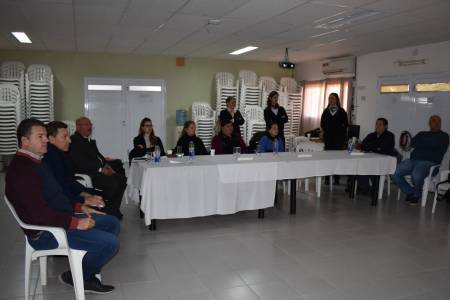 Reunión de ASSAL en Ceres