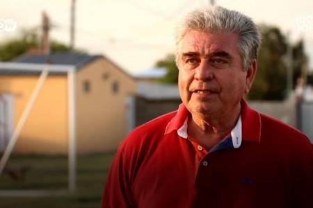 Tostado: falleció Luis Acosta