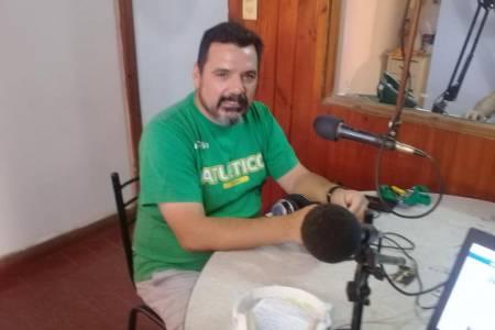 Nota a Gustavo Mármol, coordinador de fútbol del CAT
