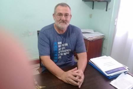 Nota con el Dr. Ricardo Genero sobre su precandidatura a senador por 9 de Julio