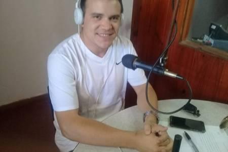 Entrevista a Gerardo Bertolino, presidente del Concejo Municipal de Tostado