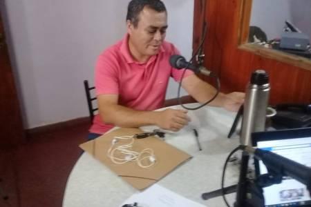 Entrevista a Miguel Rosales, pre candidato a Senador Departamental por Cambiemos