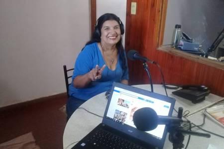 Entrevista a Zulma Visgarra, pre candidata a diputada provincial
