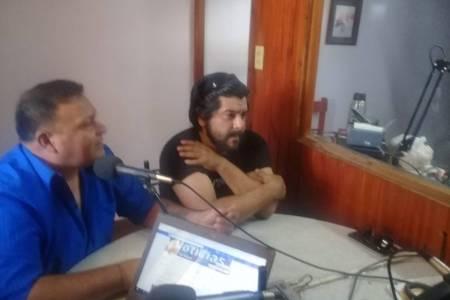 """Entrevista a los pre candidatos de la lista """"Tostado es mi gente"""""""