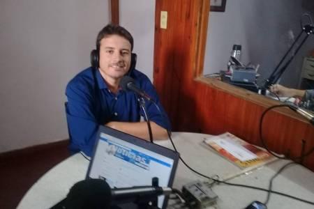 Entrevista a Mario Ramos, pre candidato a senador por el Departamento 9 de Julio