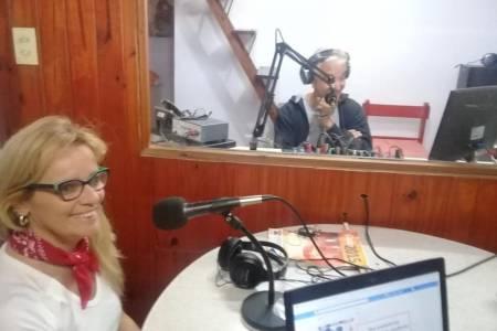 Nota con Gisella Dagatti, pre candidata a concejal por el espacio político de Cambiemos