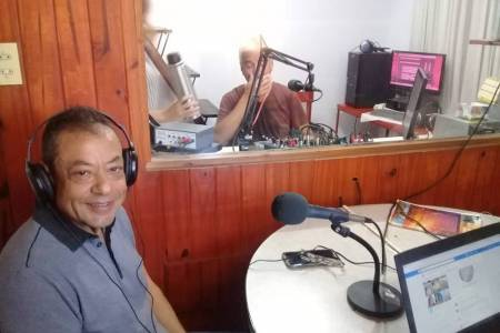 Entrevista a José Aníbal Asan, pre candidato a Senador por Cambiemos