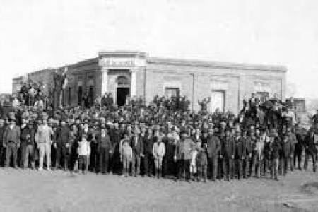 A 107 años del Grito de Alcorta